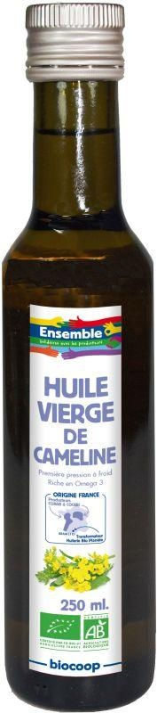 Huile cameline 25cl