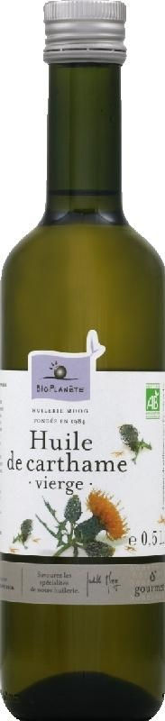 Huile carthame 50cl