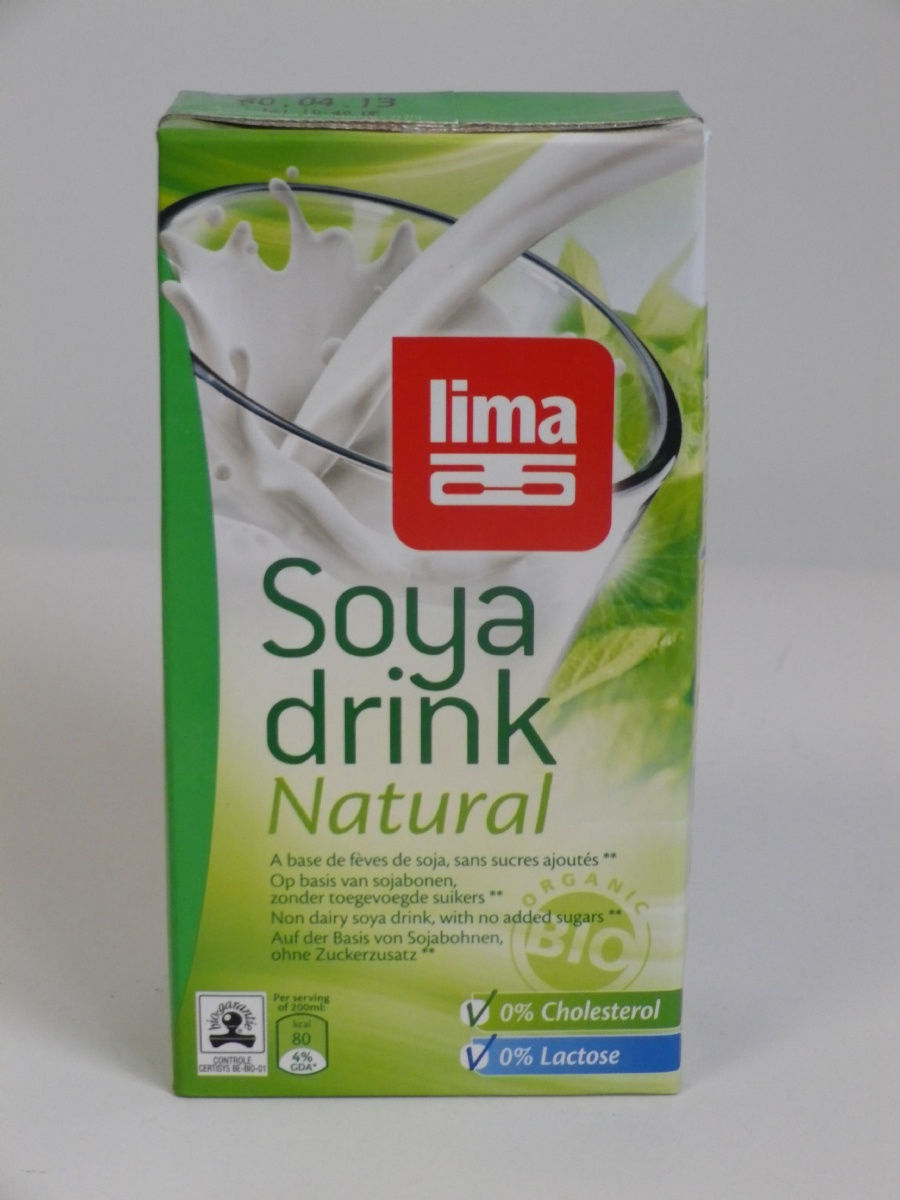 Soya drink natural 500ml